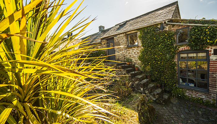 Swallow Barn self catering cottage near St Ives in Cornwall