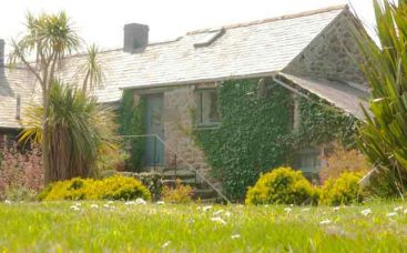 Swallow Barn, West Cornwall a quirky and romantic Cornish Cottage in 100 acres of AONB countryside, high on the Penwith moors, close to the Coasts of St Ives and Penzance